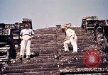 Image of Temple ruins Siem Reap Cambodia, 1939, second 12 stock footage video 65675028959