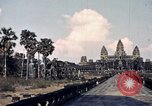 Image of Statue of Vishnu Siem Reap Cambodia, 1939, second 1 stock footage video 65675028961
