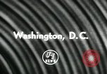 Image of Neil H McElroy Washington DC USA, 1957, second 5 stock footage video 65675028965