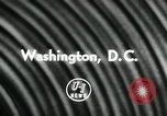 Image of Neil H McElroy Washington DC USA, 1957, second 6 stock footage video 65675028965