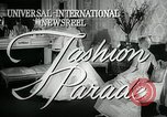 Image of jewelry boutique New York United States USA, 1957, second 3 stock footage video 65675028969