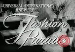 Image of jewelry boutique New York United States USA, 1957, second 4 stock footage video 65675028969
