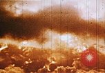 Image of atomic cloud Enewetak Atoll Marshall Islands, 1951, second 9 stock footage video 65675028991