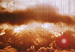 Image of atomic cloud Enewetak Atoll Marshall Islands, 1951, second 10 stock footage video 65675028991