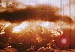 Image of atomic cloud Enewetak Atoll Marshall Islands, 1951, second 11 stock footage video 65675028991