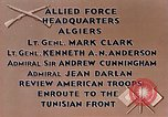 Image of United States troops Algiers Algeria, 1943, second 4 stock footage video 65675028994
