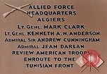 Image of United States troops Algiers Algeria, 1943, second 6 stock footage video 65675028994
