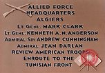 Image of United States troops Algiers Algeria, 1943, second 8 stock footage video 65675028994