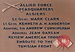 Image of United States troops Algiers Algeria, 1943, second 9 stock footage video 65675028994