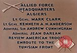 Image of United States troops Algiers Algeria, 1943, second 12 stock footage video 65675028994