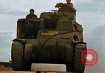 Image of convoy of M3 Tanks Bone Algeria, 1943, second 5 stock footage video 65675028996