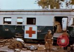 Image of allied hospital train Souk El Khamis Algeria, 1943, second 10 stock footage video 65675028998