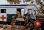 Image of allied hospital train Souk El Khamis Algeria, 1943, second 11 stock footage video 65675028998