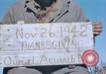 Image of Thanksgiving Day Algeria, 1943, second 3 stock footage video 65675029004