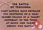 Image of Allied armored vehicles Tebourba Tunisia, 1943, second 4 stock footage video 65675029005