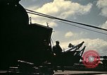 Image of machinery unloaded Tunisia North Africa, 1943, second 3 stock footage video 65675029015