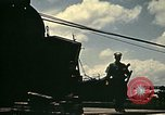 Image of machinery unloaded Tunisia North Africa, 1943, second 6 stock footage video 65675029015