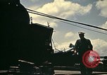 Image of machinery unloaded Tunisia North Africa, 1943, second 8 stock footage video 65675029015