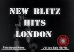 Image of London Blitz in World War 2 London England United Kingdom, 1941, second 5 stock footage video 65675029020