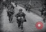 Image of US 9th Army infantrymen Linnich Germany, 1944, second 10 stock footage video 65675029022