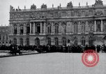Image of Palace of Versailles Versailles France, 1919, second 3 stock footage video 65675029025