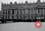 Image of Palace of Versailles Versailles France, 1919, second 5 stock footage video 65675029025
