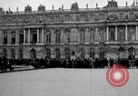 Image of Palace of Versailles Versailles France, 1919, second 6 stock footage video 65675029025