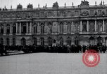 Image of Palace of Versailles Versailles France, 1919, second 7 stock footage video 65675029025