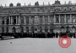 Image of Palace of Versailles Versailles France, 1919, second 8 stock footage video 65675029025