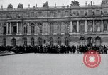 Image of Palace of Versailles Versailles France, 1919, second 10 stock footage video 65675029025