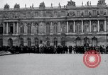 Image of Palace of Versailles Versailles France, 1919, second 11 stock footage video 65675029025