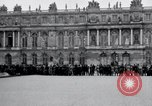 Image of Palace of Versailles Versailles France, 1919, second 12 stock footage video 65675029025