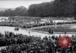 Image of Palace of Versailles Versailles France, 1919, second 6 stock footage video 65675029026