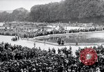 Image of Palace of Versailles Versailles France, 1919, second 7 stock footage video 65675029026