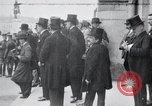 Image of dignitaries Versailles France, 1919, second 1 stock footage video 65675029028