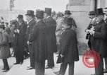 Image of dignitaries Versailles France, 1919, second 2 stock footage video 65675029028