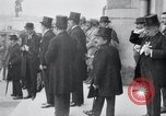 Image of dignitaries Versailles France, 1919, second 3 stock footage video 65675029028