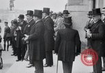 Image of dignitaries Versailles France, 1919, second 5 stock footage video 65675029028
