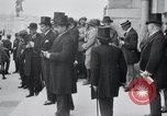 Image of dignitaries Versailles France, 1919, second 8 stock footage video 65675029028