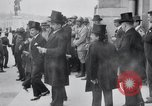 Image of dignitaries Versailles France, 1919, second 9 stock footage video 65675029028