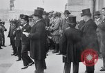 Image of dignitaries Versailles France, 1919, second 10 stock footage video 65675029028