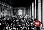 Image of Paris Peace Conference Versailles France, 1919, second 2 stock footage video 65675029029