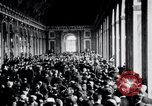 Image of Paris Peace Conference Versailles France, 1919, second 3 stock footage video 65675029029