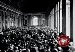 Image of Paris Peace Conference Versailles France, 1919, second 4 stock footage video 65675029029