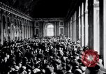 Image of Paris Peace Conference Versailles France, 1919, second 5 stock footage video 65675029029