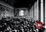 Image of Paris Peace Conference Versailles France, 1919, second 6 stock footage video 65675029029