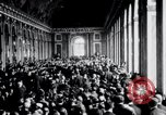 Image of Paris Peace Conference Versailles France, 1919, second 8 stock footage video 65675029029