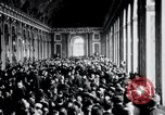 Image of Paris Peace Conference Versailles France, 1919, second 9 stock footage video 65675029029