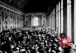 Image of Paris Peace Conference Versailles France, 1919, second 11 stock footage video 65675029029