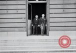 Image of Lloyd George Versailles France, 1919, second 6 stock footage video 65675029031